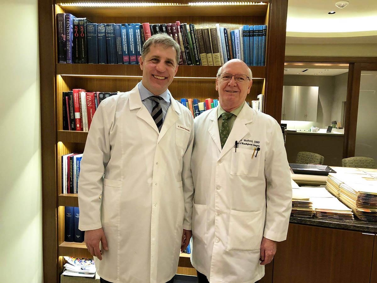 Žandikaulio sąnario ir ortognatinė chirurgija. JAV patirtis
